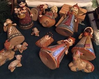 NATIVITY MADE IN MEXICO