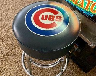 Cubs stool