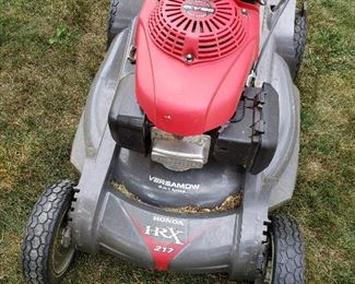 Honda Versamower Lawn Mower https://ctbids.com/#!/description/share/213460