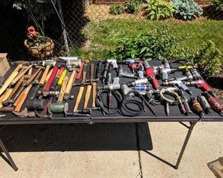 Air tools & Hammers
