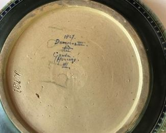 Gouda porcelain Damascus III bowl