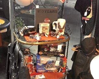 "H-D Die Cast Motorcycles & Orange Co Choppers ""Mikey's Bike"""
