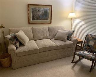 Corduroy Sofa Bed