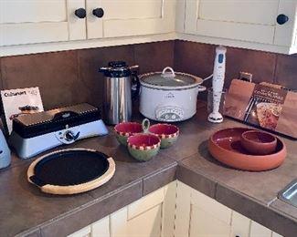 Kitchen loaded