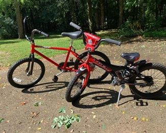Kids bikes  - Trex & Huffy