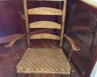 Early Rocking Chair