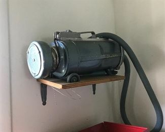 Vintage electrolux canister vacuum