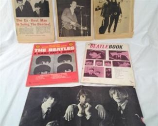 Beatles ephemera