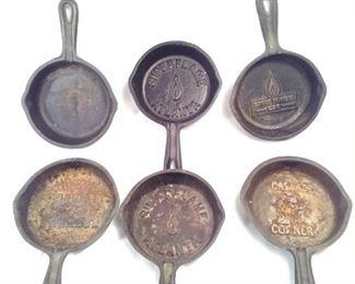 mini iron skillets