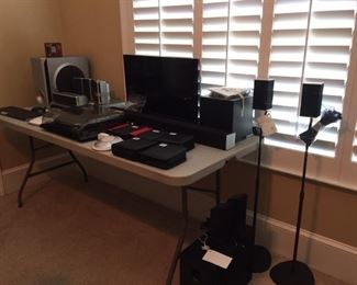 electronics, home theater, misc.