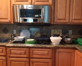 kitchen misc.