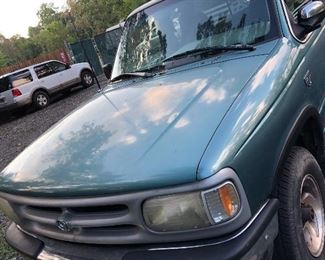 Mazda truck needs transmission $100 - located in Sterling