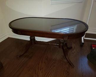 Duncan phyfe coffee table