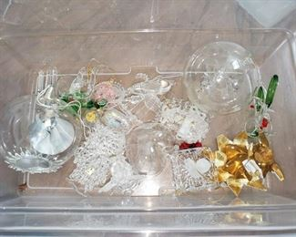 hand blown christmas ornaments italy