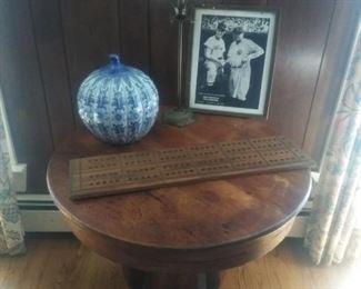 Antique empire table