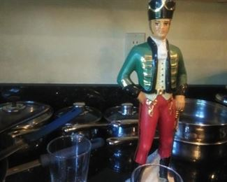 Cookware and barware