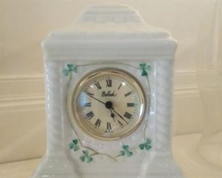 Beleek clock