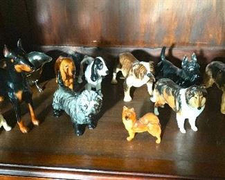 China Dog Collection