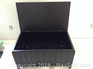 Pier 1 storage chest