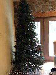 9 ft tree