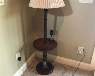 Cute floor lamp.
