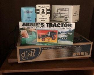 Arnie's Tractor.