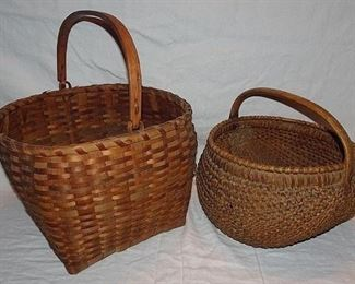 Early Gathering Baskets