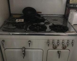 Chamber stove