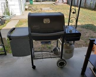 Weber grill 1 of 2