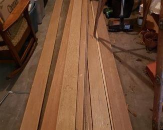 wood new trex