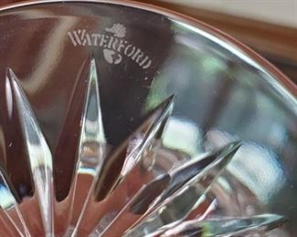Waterford Crystal items