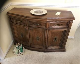 Dining room cabinet!