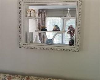 beautiful mirror that shadows