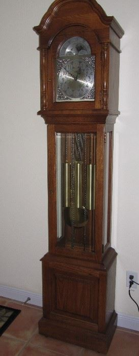 Ridgeway grandfather clock - just serviced