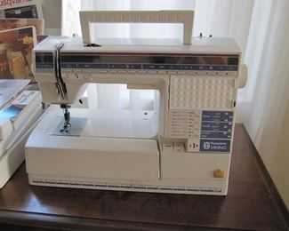 Viking Husqvarna embroidery sewing machine
