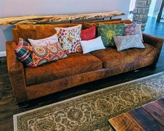 Restoration Hardware sofa couch loveseat