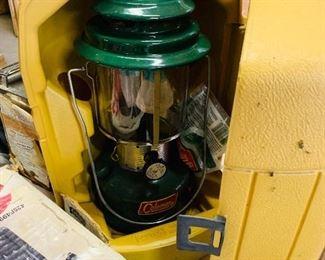 Vintage Coleman Lantern