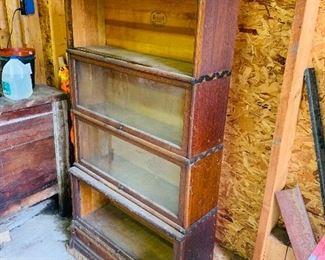 4 stack bookcase