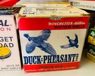 Duck & Pheasant Ammo