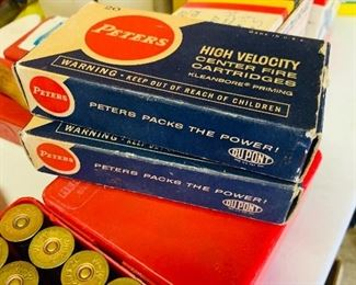 Peters ammo