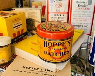 Hoppes Patches Can