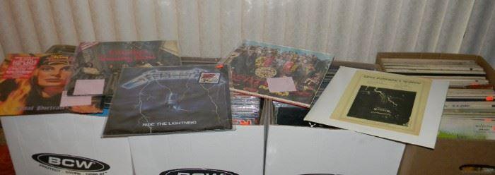 Lots of Albums - Classic Rock & Heavy Metal Rock