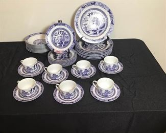 Bristol House China Set