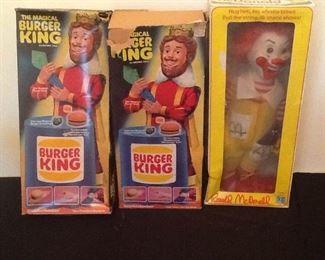 Fast Food Dolls