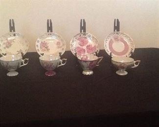 Flowering Teacups