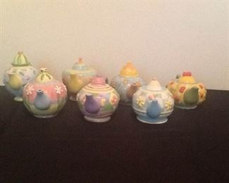 Garden Teapots