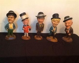 Hat Attack Figurines