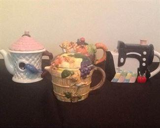 New Hobby Teapots