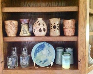 Lots of Small Pottery pieces