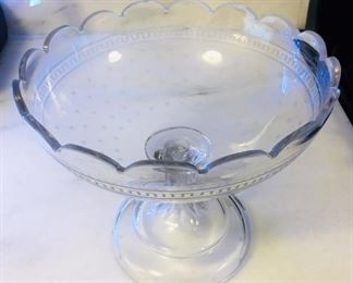antique compote
